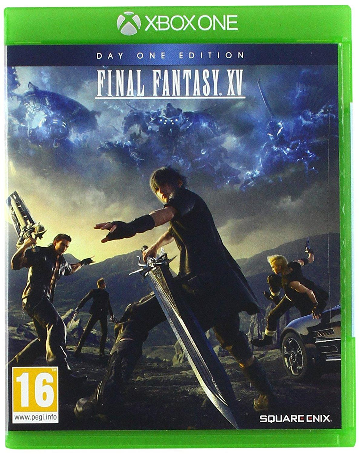 XBOX One Final Fantasy XV Day One Edition-EUR(R2)(90073043)