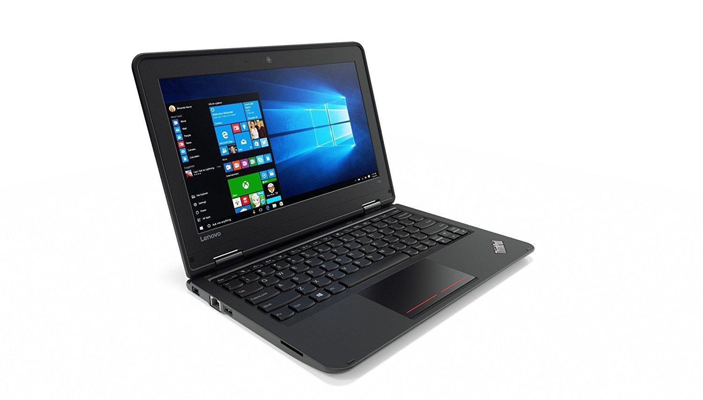 (Refurbished) Lenovo ThinkPad 11E 11.6″ Notebook / Laptop, Intel N2930 Quad-Core, 320GB Hard disk, 4GB DDR3, Bluetooth, Win10Pro