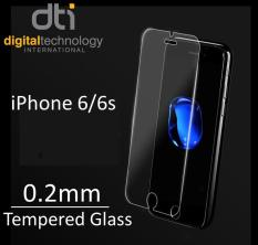 [Buy 1 FREE 1]iPhone 6 / 6s Tempered Glass Screen Protector [0.2MM][Non-full Coverage]
