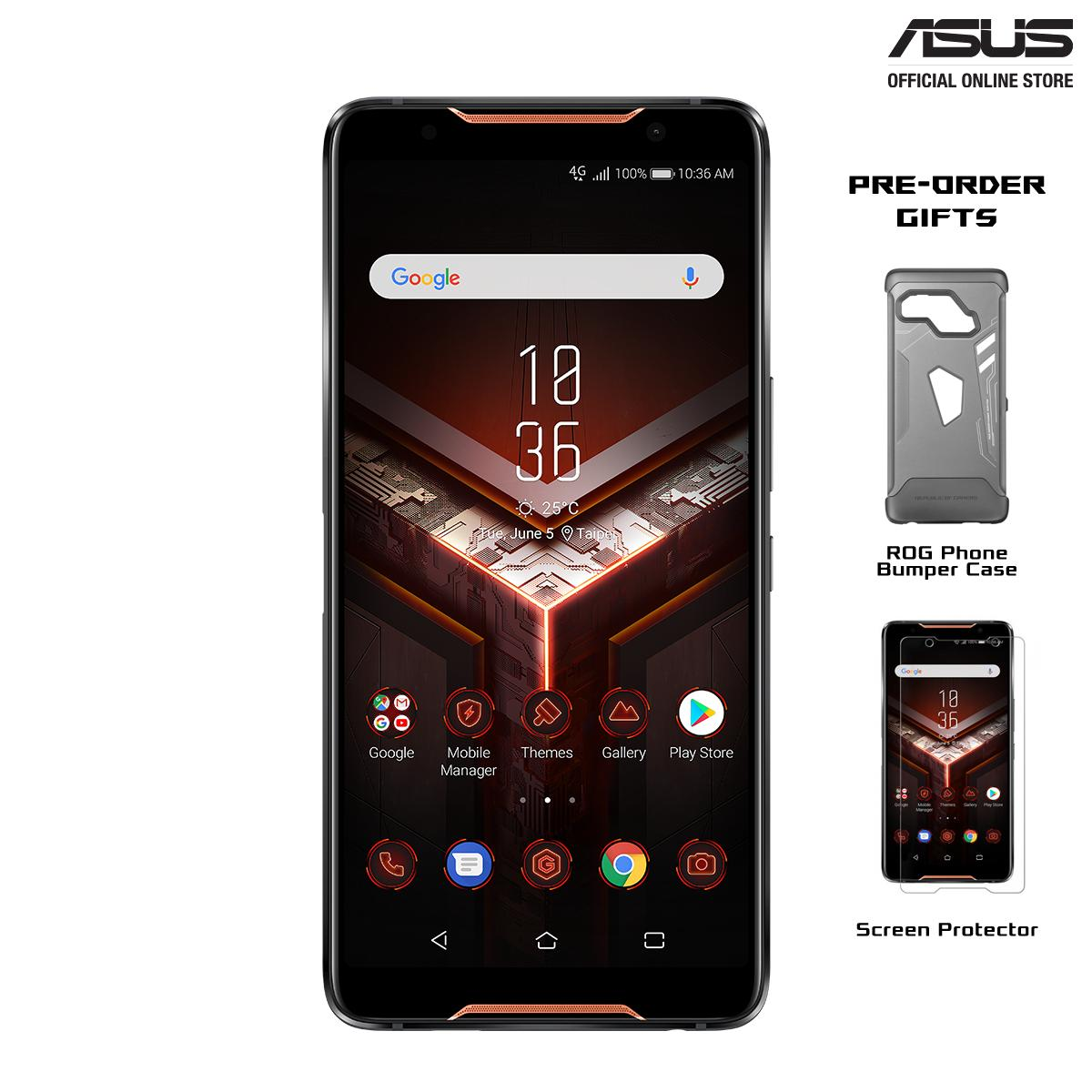 [Pre-Order] ROG Phone ZS600KL (512GB) [Delivery after 17 Nov]