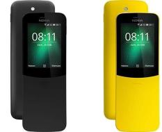 (Local Set) Nokia 8110 New Model Yellow/Black