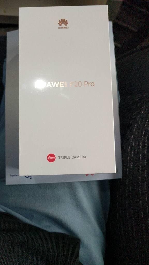 ** PROMOTION ** HuaWei P20 PRO (2 Years Huawei WARRANTY)