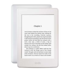 2017 Latest Amazon Kindle E-Reader PaperWhite 3 with 6 Inch Built-in Light Glare-Free Touchscreen Display 4GB Memory with Amazon Warranty
