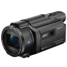 Sony FDR-AXP55 4K Handycam 8.2MP with Built-in Projector 50ANSI LUMENS
