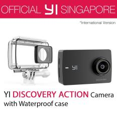 Yi Discovery Action Camera with Waterproof Case