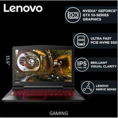Lenovo LEGION Y520 15.6 FHD IPS / I7-7700HQ (2TB + 128G M2 PCIE SSD) Black 2 Year Local WarrantY
