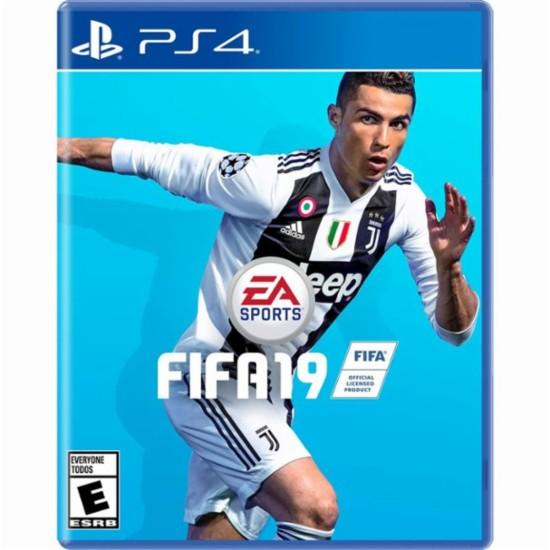 New Sony PS4 PRO Console 1TB (Black) + PS4 FIFA 19
