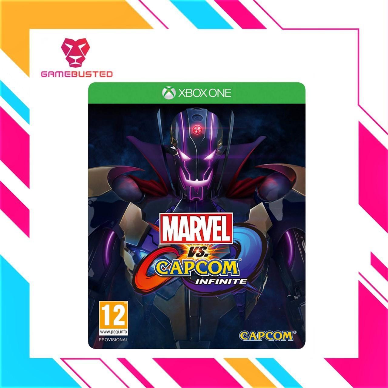 XB1 Marvel Vs Capcom Infinite Deluxe Edition (PAL/EN/CH)