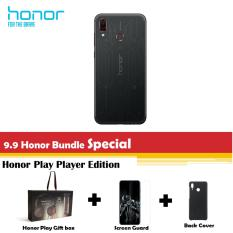 Honor Play 4/64GB Player Edition Special 9.9 Bundle *Free gift box+Screen guard+Case*
