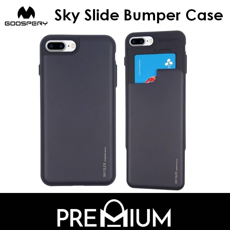 Goospery Sky Slide Bumper Case For Samsung Galaxy S7 Edge