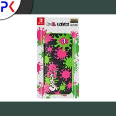 Nintendo Switch Hori Splatoon2 Pouch (Ink X Ika)