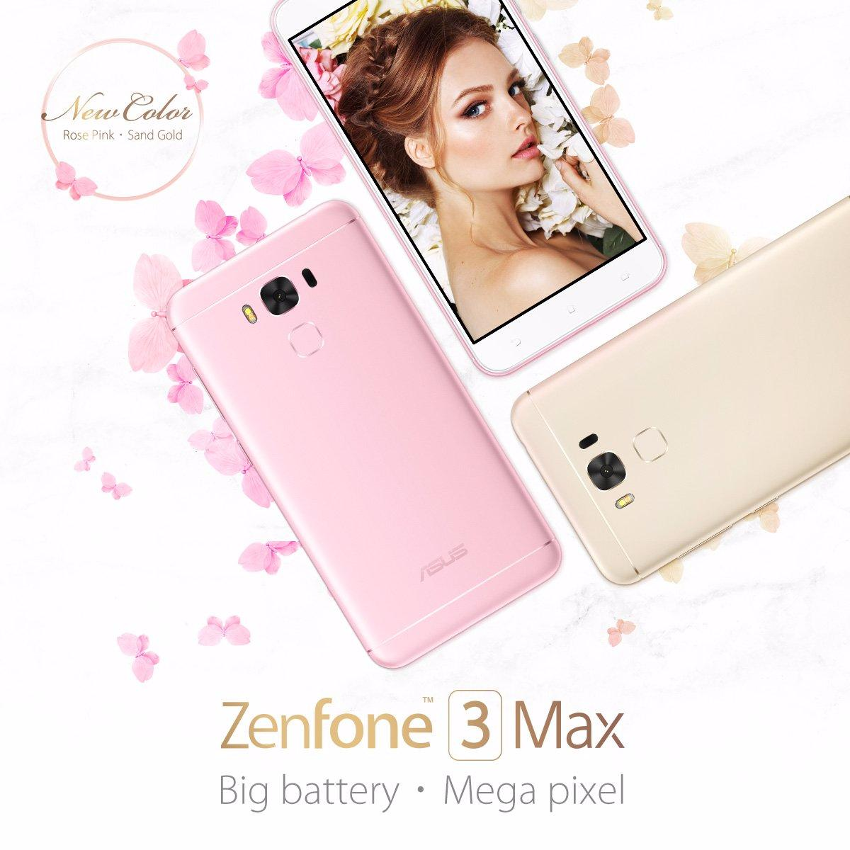 ASUS ZenFone 3 Max 5.5 (ZC553KL) 3GB Ram / 32GB – Local Set 1 Year Asus Warranty