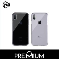 WK Military Grade TPU Case Casing Cover Ultra Armor + Gel Hybrid For iPhone X XR Xs MAX 8 7 Plus
