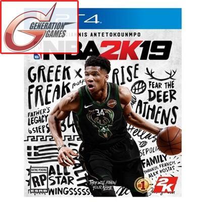 PS4 NBA 2K19 (R3 English)