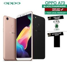 ** PROMOTION ** OPPO A73 (Black / Champagne Gold) 32GB
