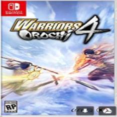 Nintendo Switch Warriors Orochi 4 (Ship 16 October 2018)