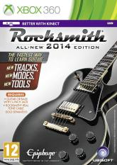 XBOX One Rocksmith All-New 2014 Edition-AS