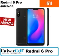 (READY STOCKS) Xiaomi Redmi 6 Pro 4GB+64GB (EXPORT)