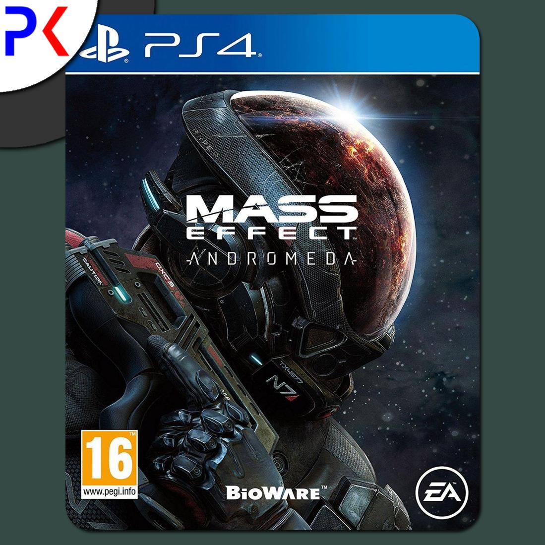 PS4 Mass Effect: Andromeda (R3)
