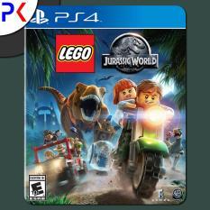 PS4 LEGO Jurassic World (R2)