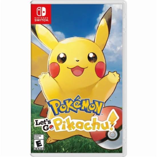 Nintendo Switch Pokemon Lets go Pikachu [Shipping from dec 13]