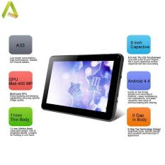 N98 9″ Android 4.4 Tablet PC Quad Core 1GB+16GB WiFi W/ Mic AU Plug Black Gift