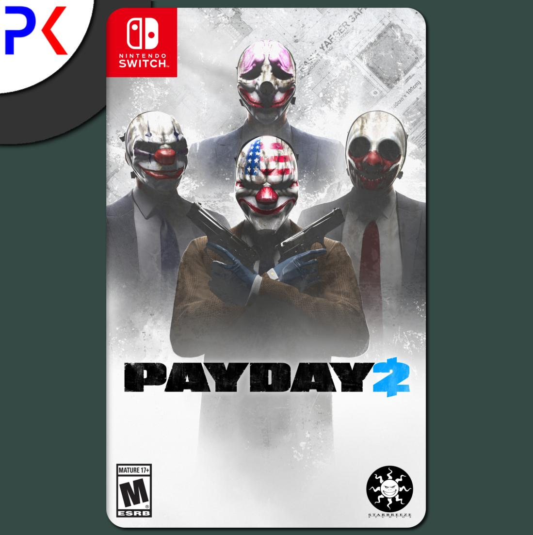 Nintendo Switch Payday 2 (US)