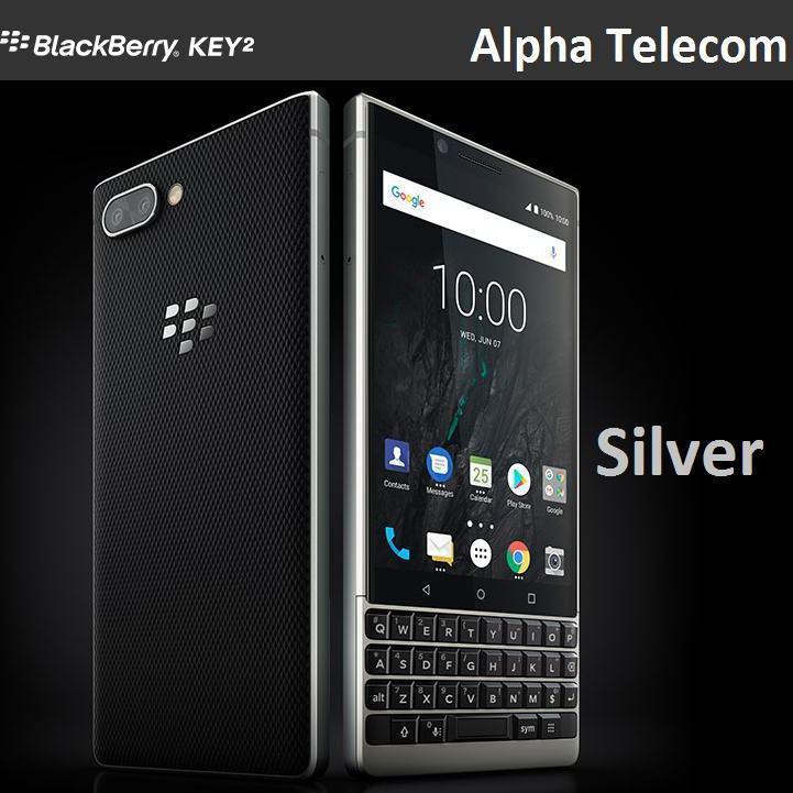 Blackberry KEY2 6GB/64GB Dual Sim (Singapore Warranty)