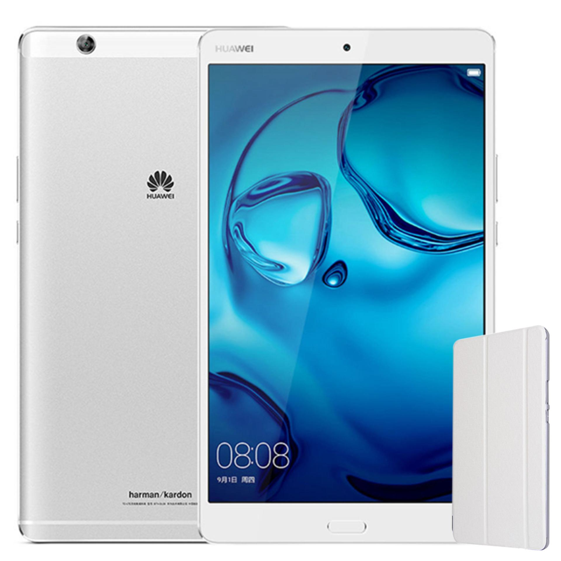 Huawei MediaPad M3 BTV-W09 WIFI Version Octa Core 4G+32G 8.4 inch Dual camera8MP+8MP