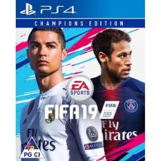 [NEW RELEASE]!!! – PS4 FIFA 19 Champion Edition