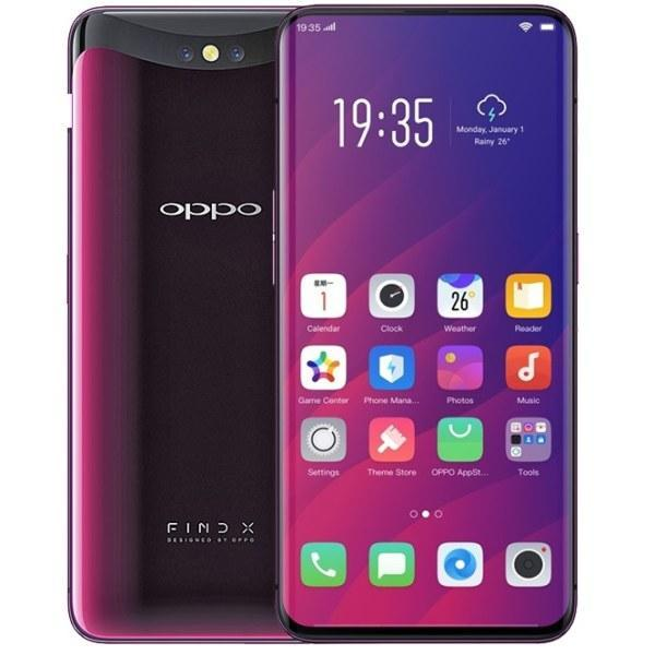OPPO Find X (Telco Sealed Set)