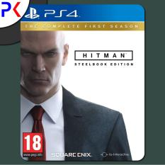 PS4 Hitman: The Complete First Season Steel Book Edition (R2)