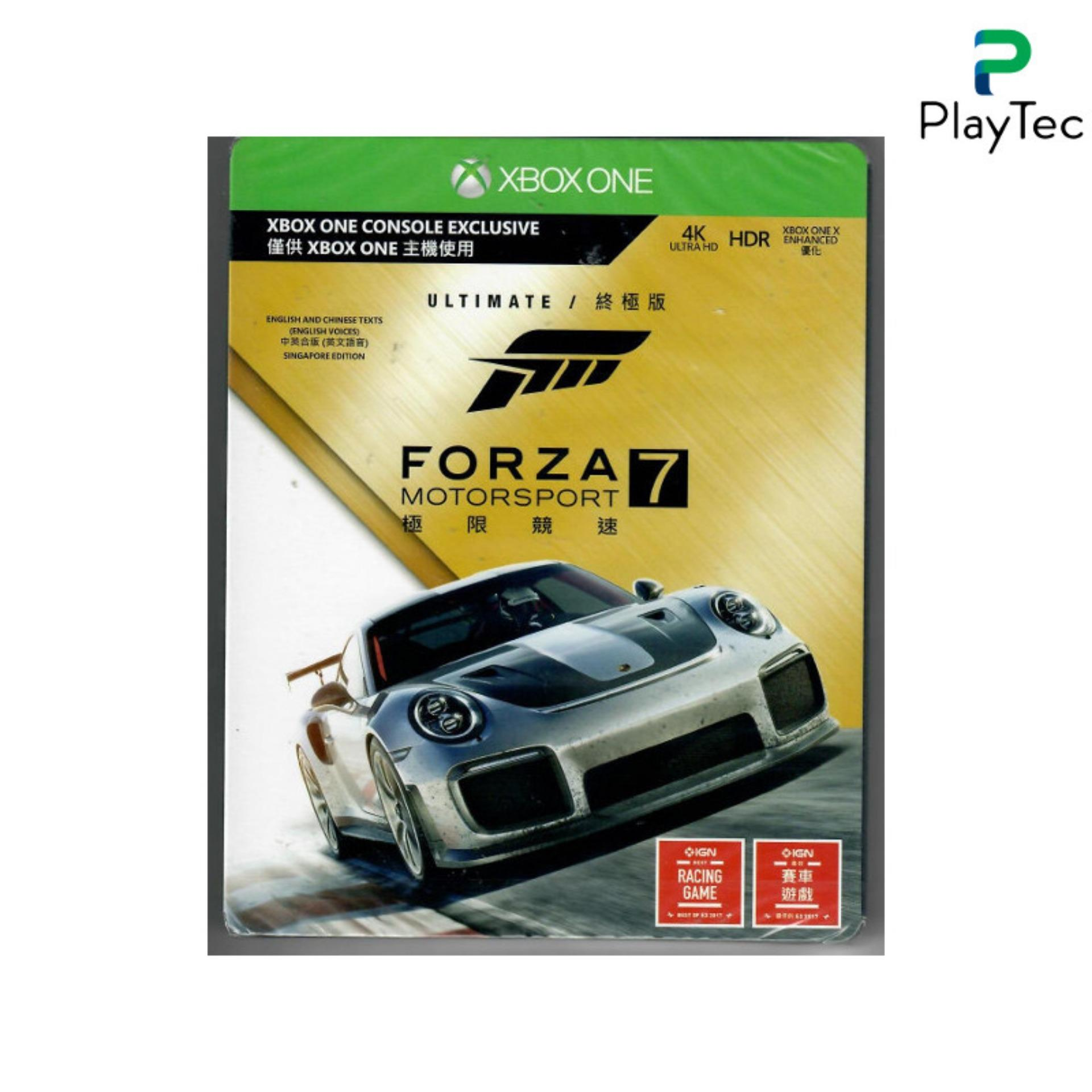 XBOX One Forza 7 Ultimate Edition (R3)