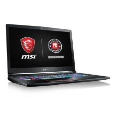 MSI GE73VR 7RF RAIDER I7-7700HQ 16GB RAM GTX1070 8G 1TB HDD 256GB SSD With 120Hz