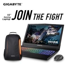 GIGABYTE Sabre 15-W8 Gaming Notebook [Ships 2-3 days] [Incl. US$100 Steam Code]