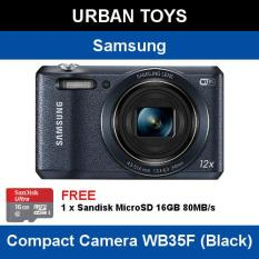 Samsung Compact Camera WB35F / 12x Optical Zoom / Wi-FI / NFC / Smart Mode / Singapore Seller