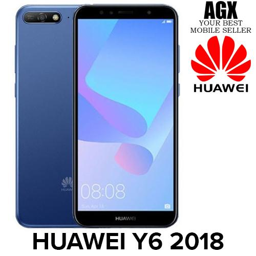 Huawei Y6 2018 – Brand New Set with Local Warranty