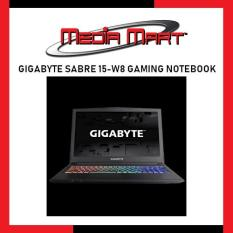 GIGABYTE Sabre 15-W8 Gaming Notebook