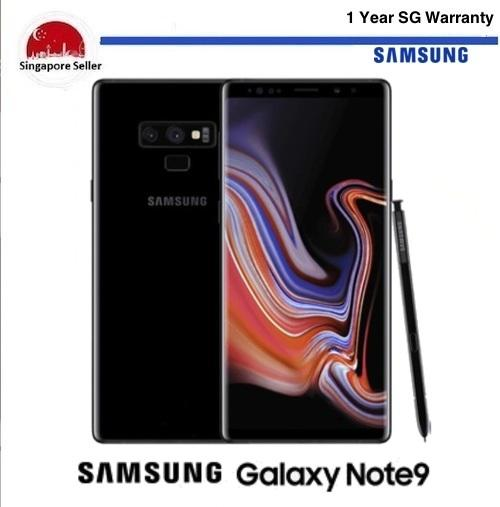 Samsung Galaxy Note 9 1 Year SG Warranty