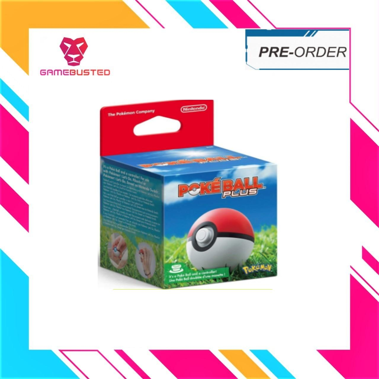 Pokeball Plus (Limited Stock – Be Quick)