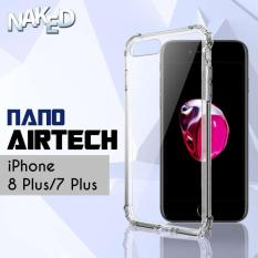 Nano AirTech Protective Case iPhone 8 Plus/7 Plus Shock Absorbing TPU Casing