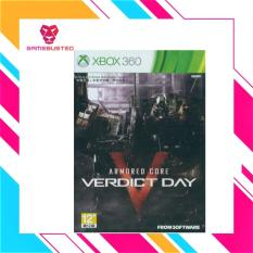 X360 Armored Core Verdict Day (NTSC-J)