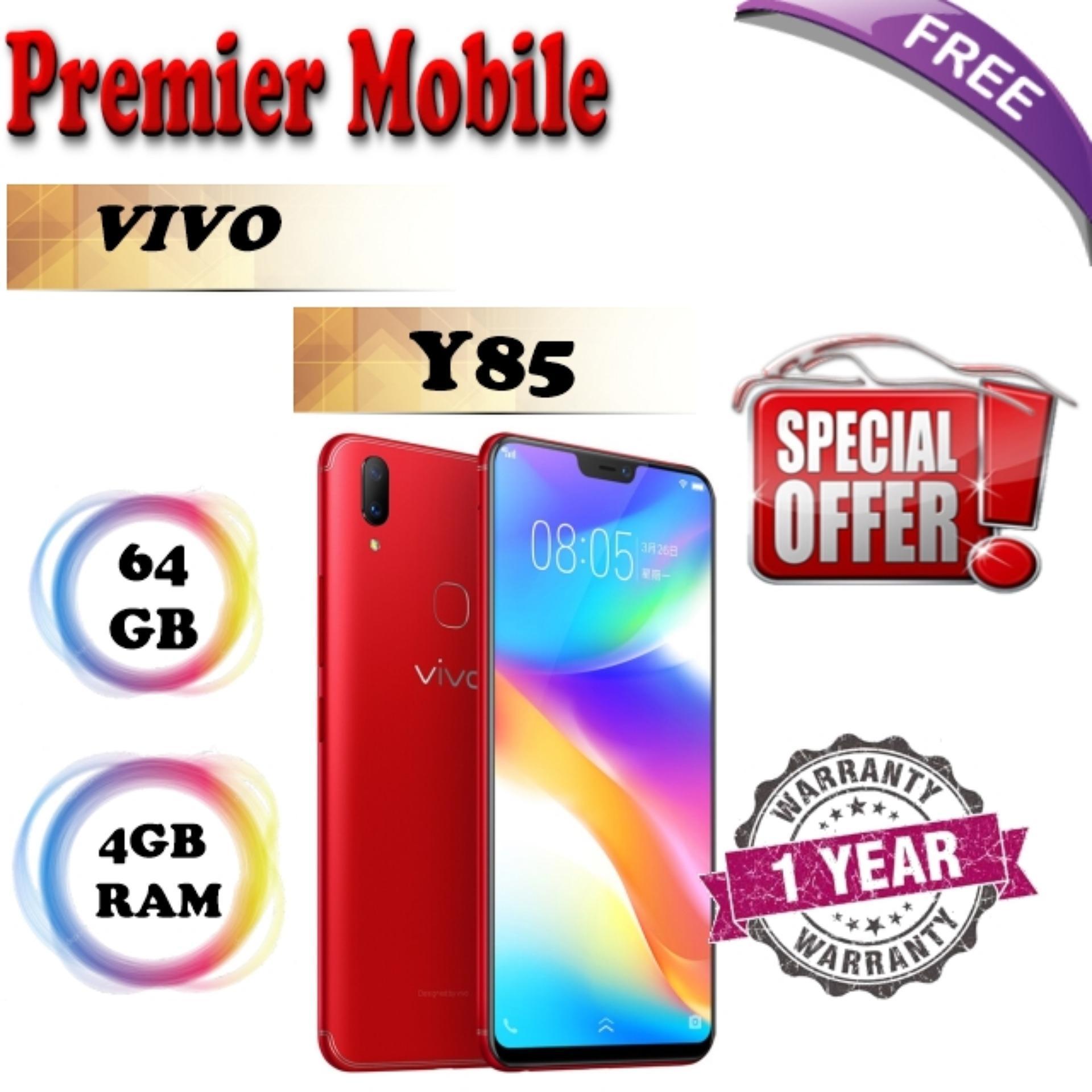 VIVO Y85 32Gb + 4GB Ram (Local)