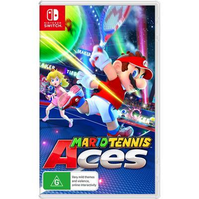 Nintendo Switch Mario Tennis Aces – NEW RELEASED!!!