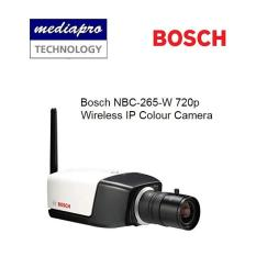 BOSCH NBC-265-W 720p HD Wireless IP Camera