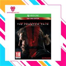 XBox One Metal Gear Solid V: The Phantom Pain (PAL)