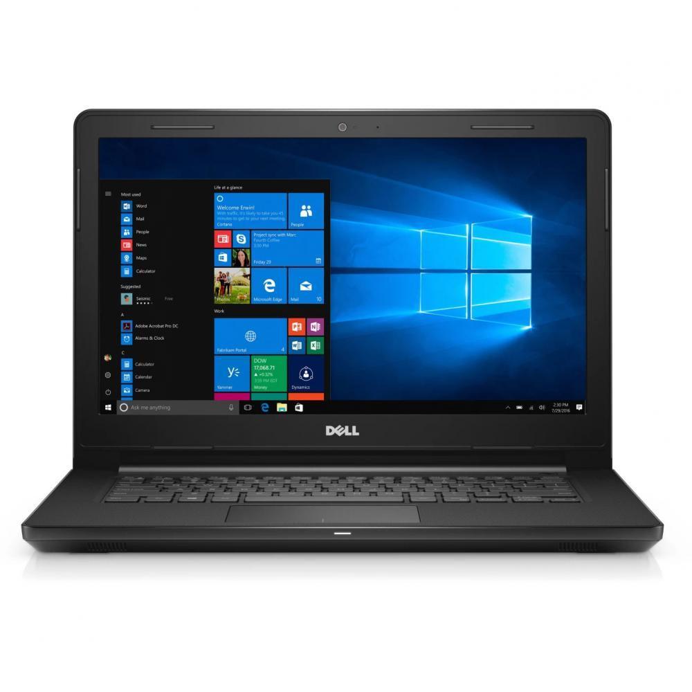 DELL New Inspiron 14 (3462) 3000 Series Laptop Intel(R) Celeron(R) Processor N3350 RAM 4GB 500GB Windows 10 Home Single Language (64bit) English 14 Inch