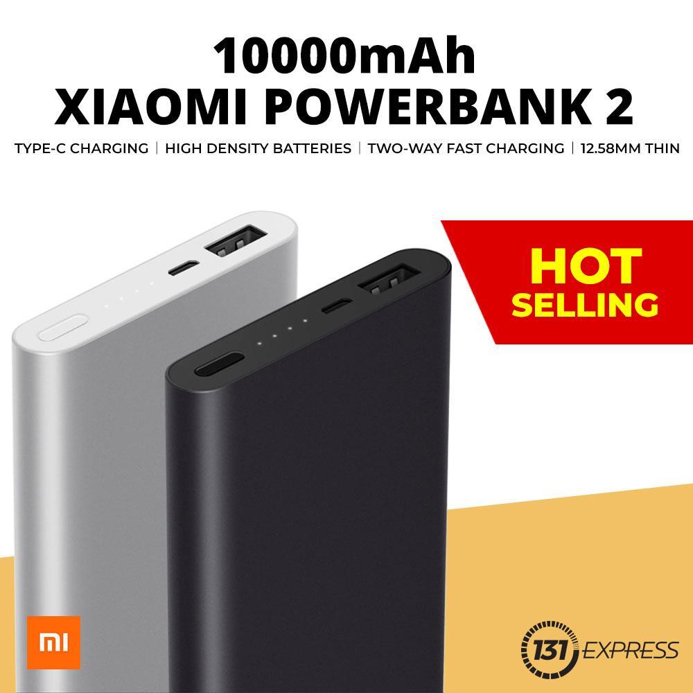 Xiaomi Fast Charging 10,000mAh Slim Powerbank