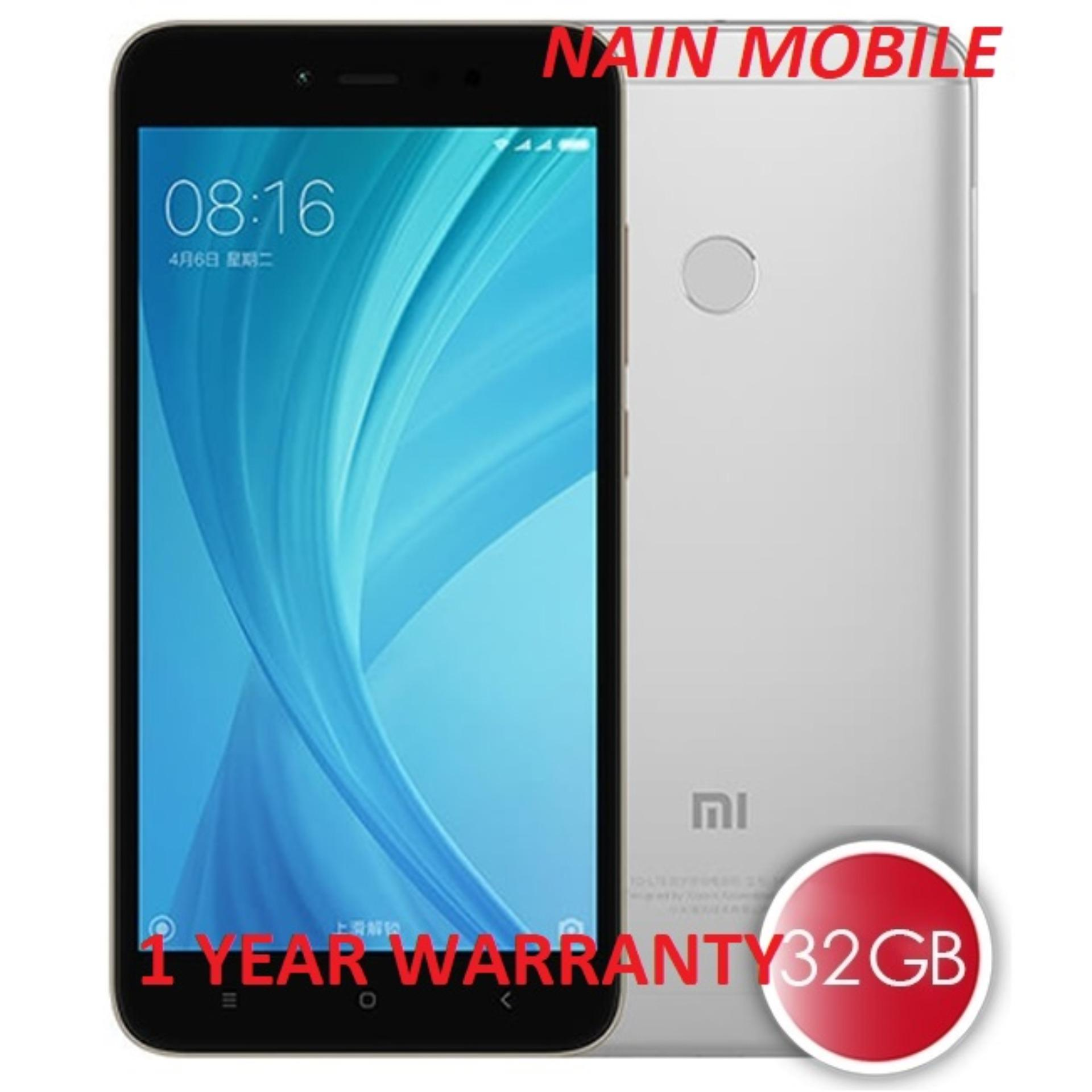 Xiaomi Redmi Note 5A Prime 3GB Ram 32GB (1 YEAR WARRANTY)