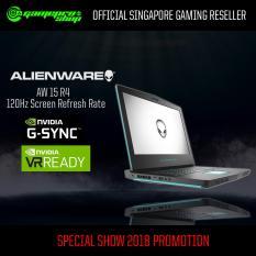 Alienware AW15 R4 -895F318G-W10-1080 ( i9-8950HK/ 32GB/ 512GB SSD +1TB/ NVIDIA GTX 1080/ 8GB GDDR5X/ 15.6 inch FHD/ Win 10/3 year Premium Support) *COMEX PROMO*
